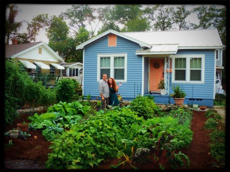 Uproot Your Vegetable Garden