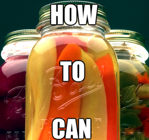 canning guide ebook