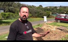 A Sustainable Soil Soldier on Waiheke