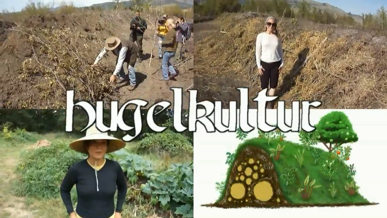 Hugelkultur – The ultimate raised garden beds
