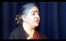 Vandana Shiva on Food Justice