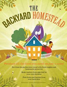Backyard Homestead on just a quarter acre!